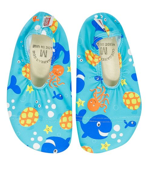 Coega Sea World Pattern Pool & Beach Shoes