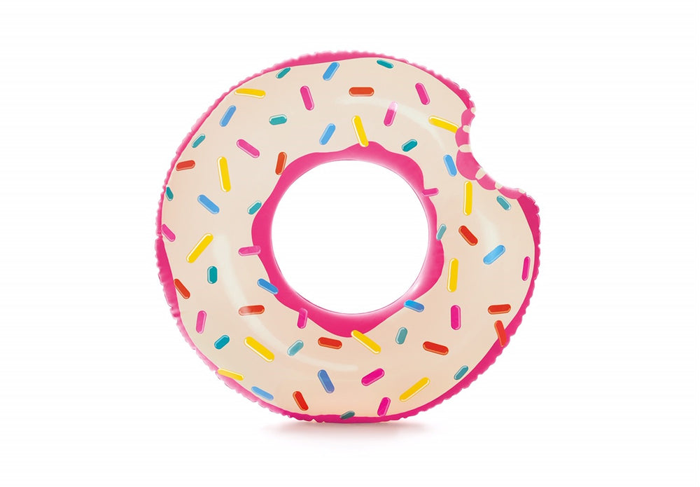 Donut Ring with Bite Pool Float