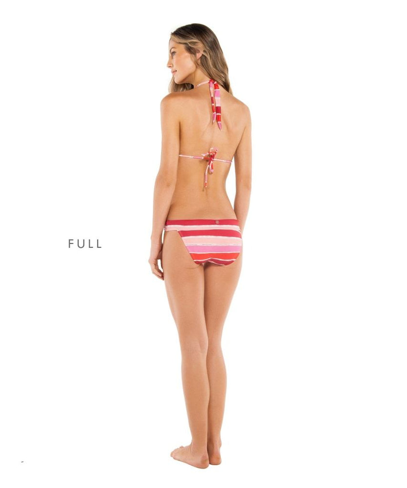 Eva Bia Tube Full Light Pink Bikini Bottom