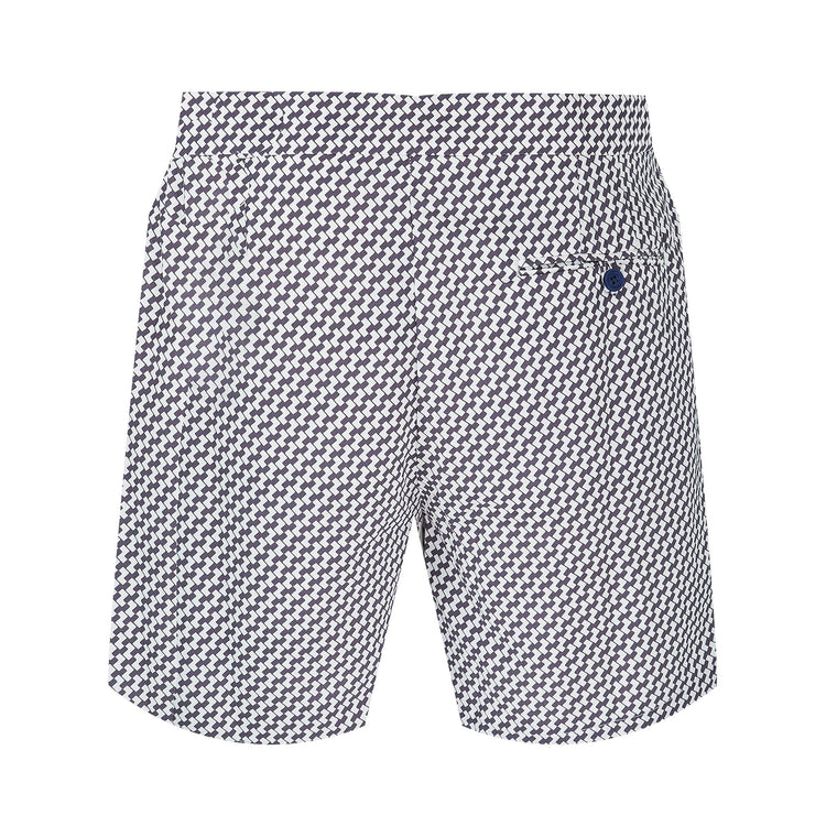 Trunks Tailored Short Leme Charcoal