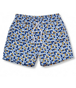 Sport Trunks Short Cerejeira Slate/Sunflower