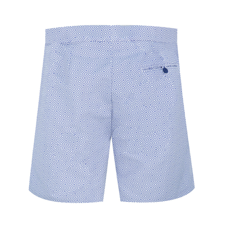 Mens Tailored Swim Trunks Size Guide