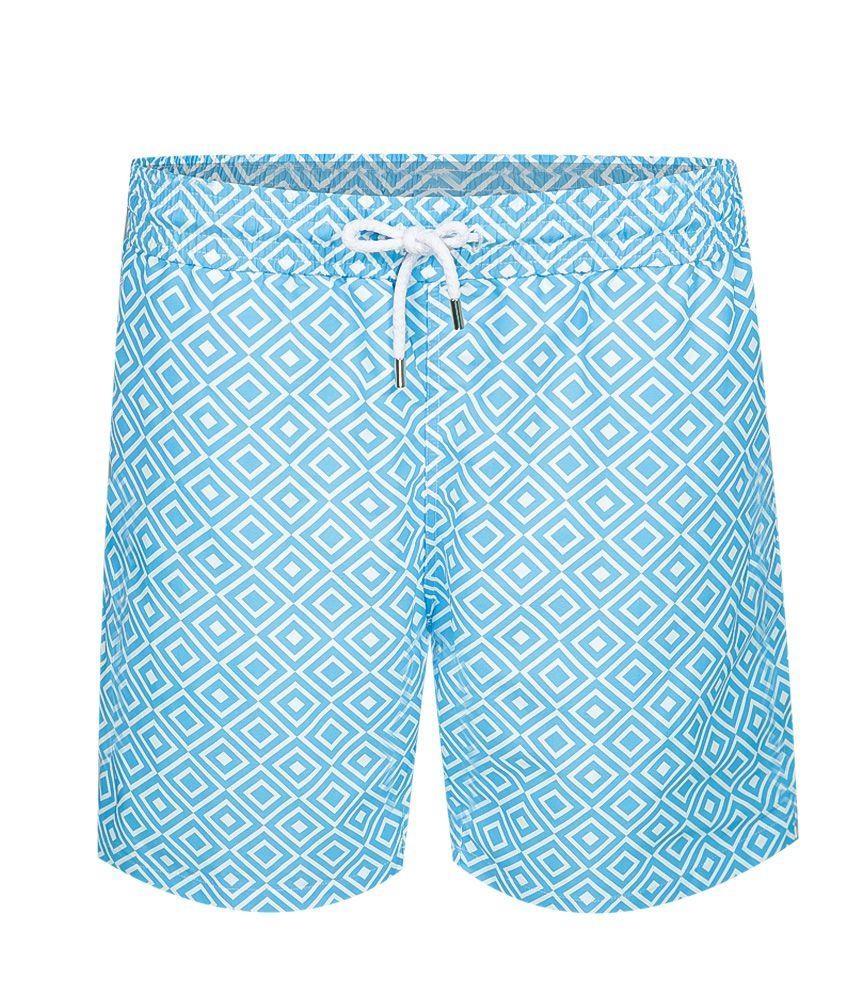 Trunks Sport Long Angra - Aqua