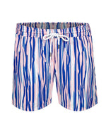 Trunks Sport Short Açu - Navy & Soft Shell Pink
