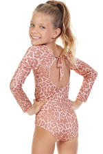 Kids Harper One piece Leopard