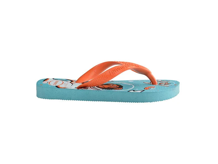 Havaianas Kids Radical Blue/Orange