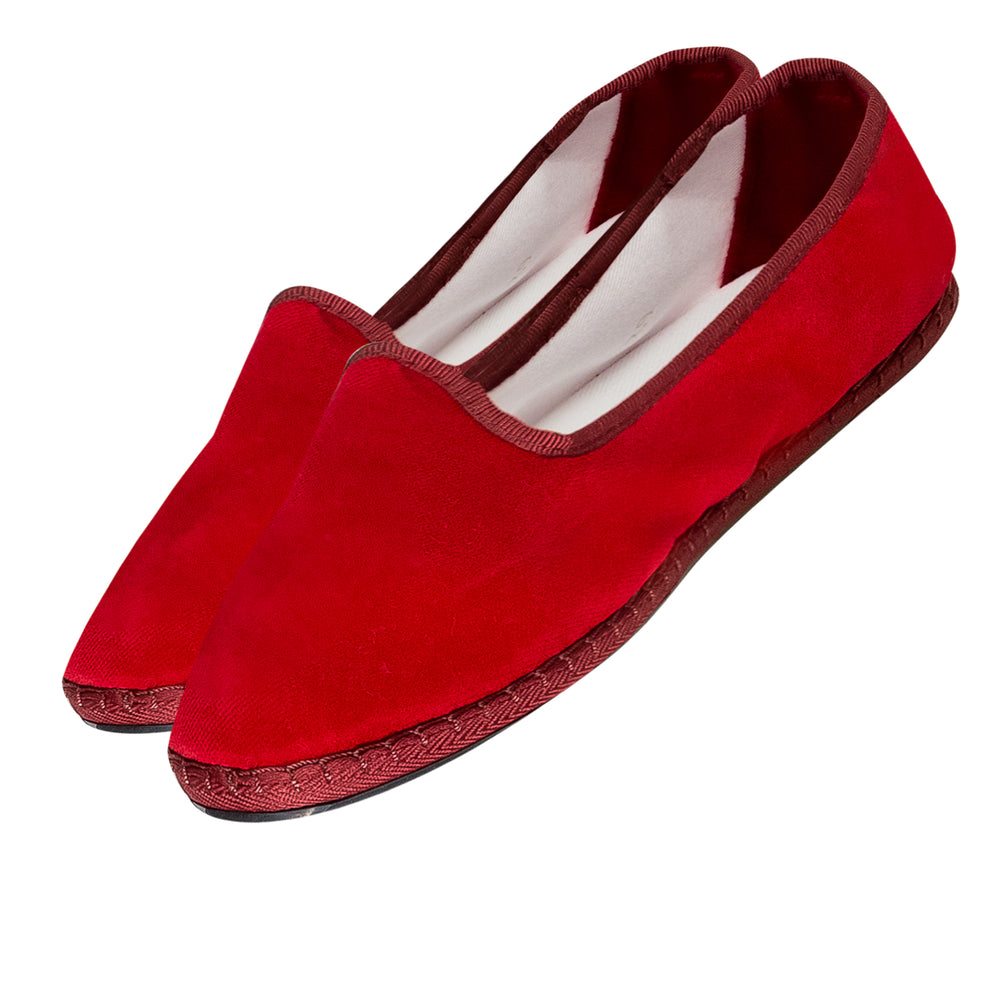 Friulane Correr Pumps Cardinal Red