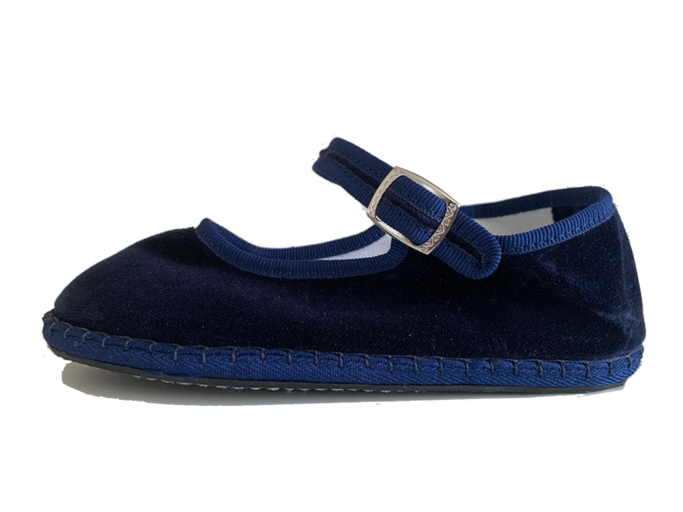 Friulane Correr Pumps Kids Dark Blue
