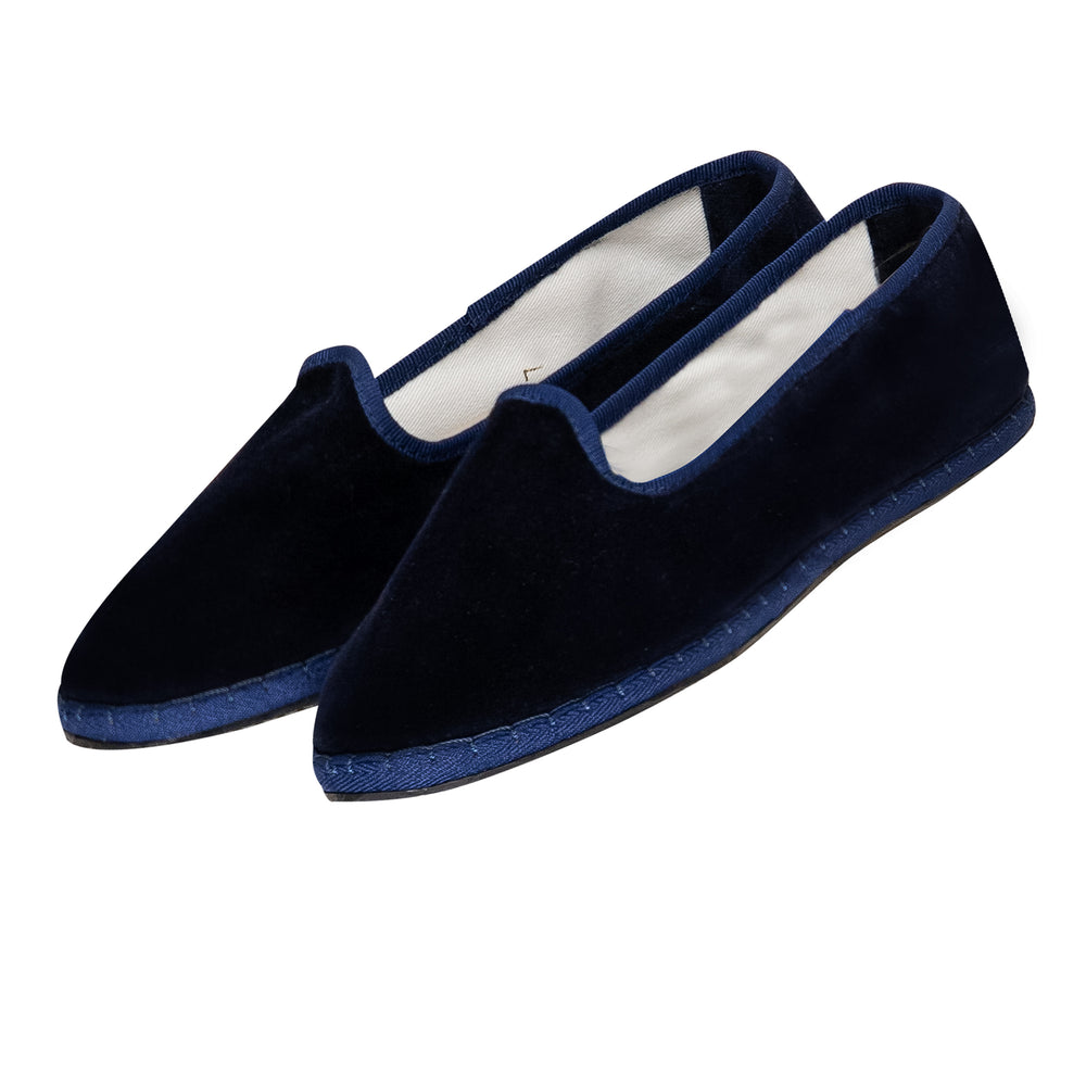 Friulane Correr Pumps Dark Blue