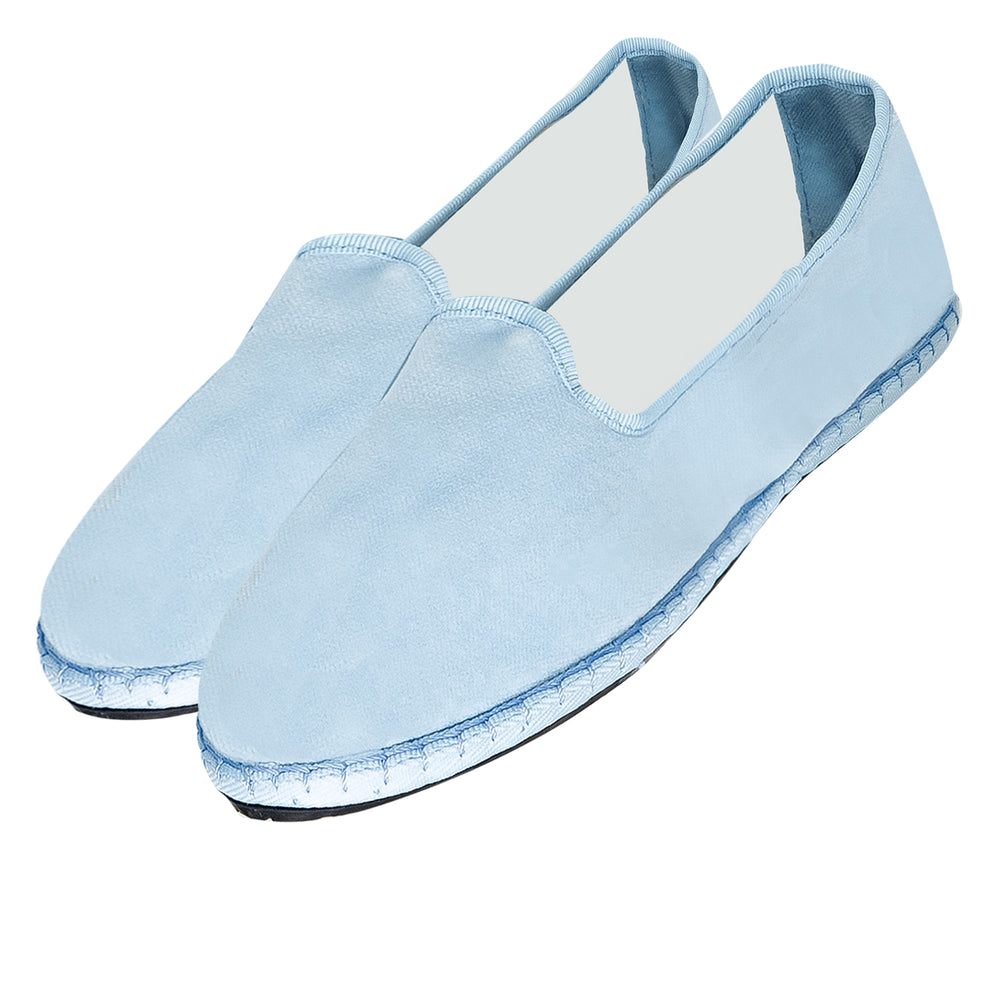 Friulane Correr Pumps Sky Blue