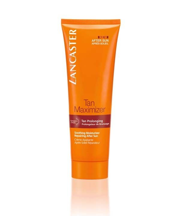 Lancaster Tan Maximizer Soothing Moisturizer Repairing After Sun 250ml