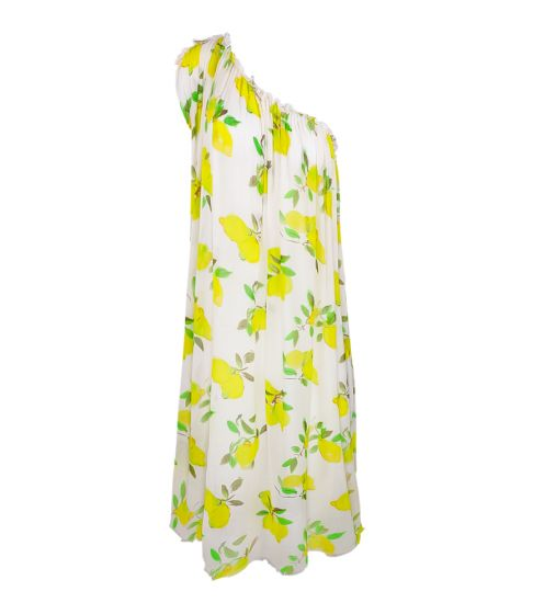 Lemon Squeezy Goddess Dress