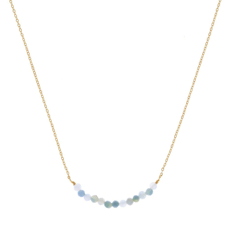Scarlett Necklace Mint