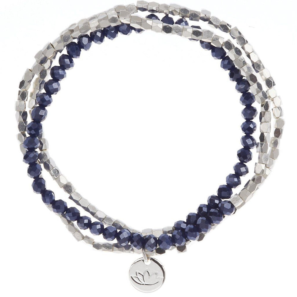 Luv & Bart Zoe Bracelet Midnight