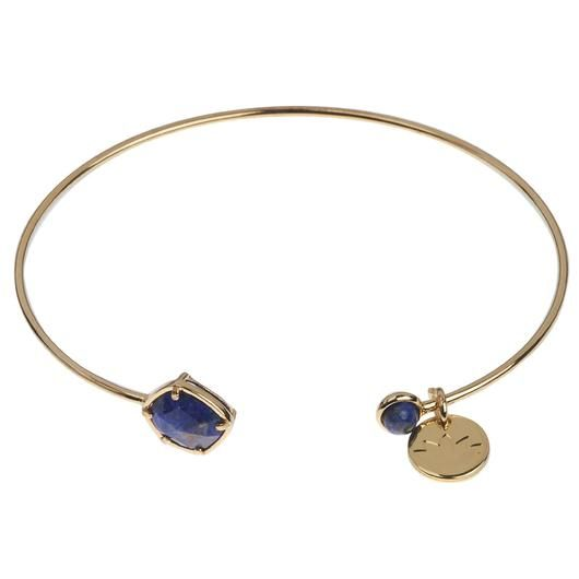 Luv & Bart Ella Bangle Lapis