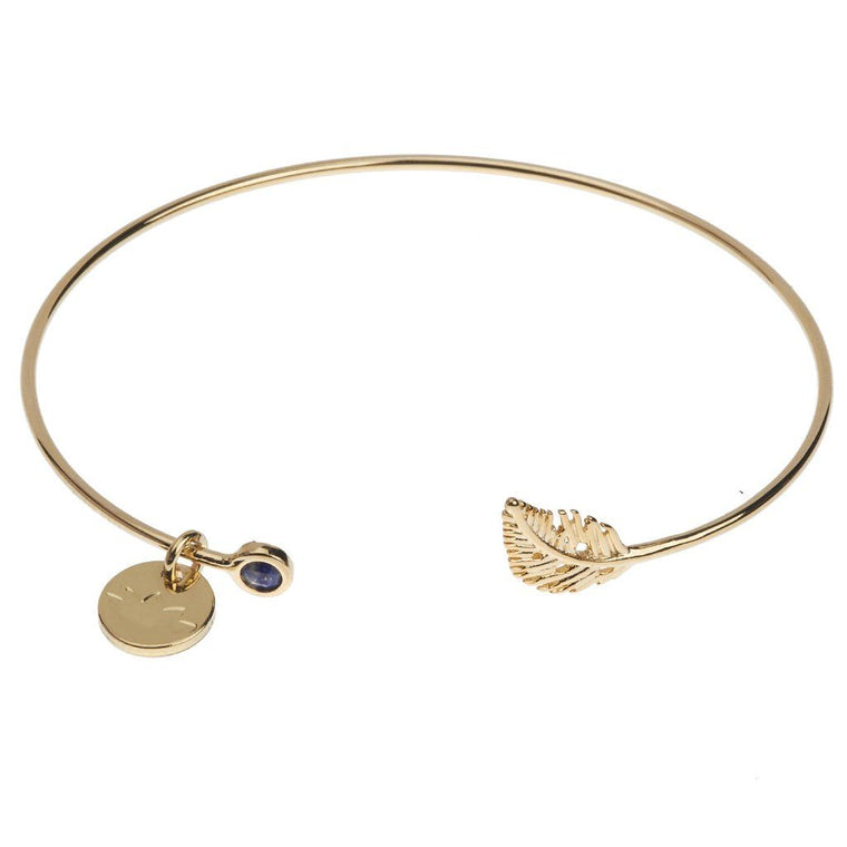 Luv & Bart Nina Bangle Lapis