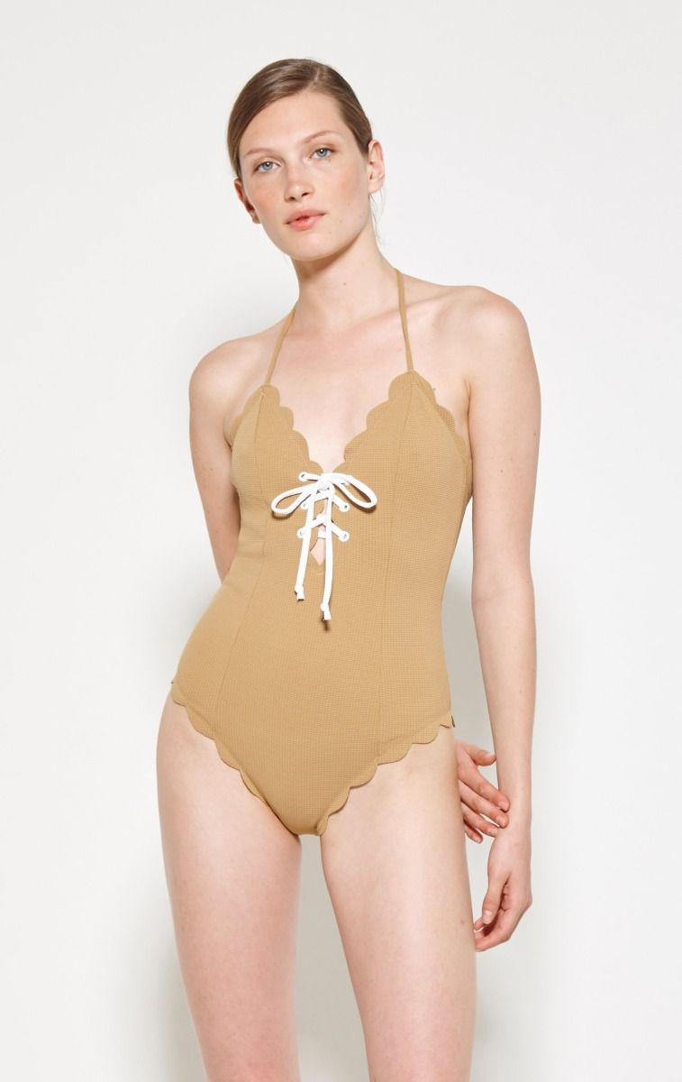 Marysia Broadway Tie Maillot Canyon