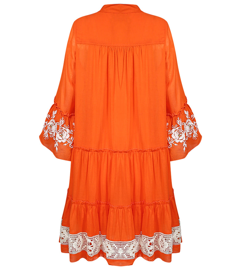 Robe Dress Archipel Coral