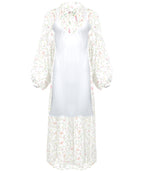 Robe Dress Havana Tu White