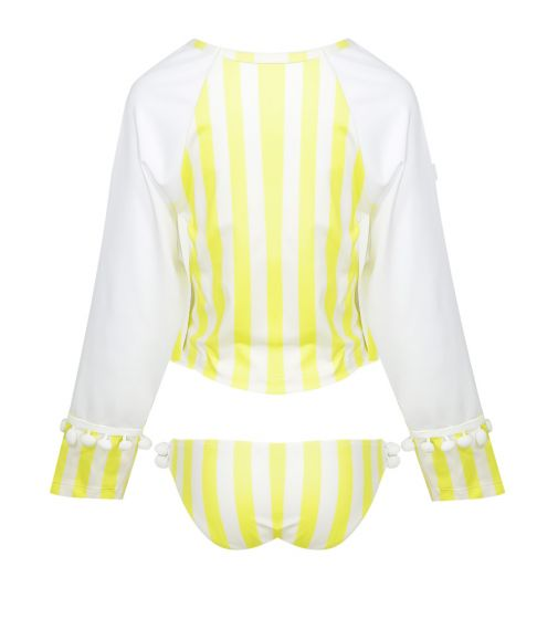 Nessi Byrd Mangolia Long Sleeve Rash Vest & Bottoms