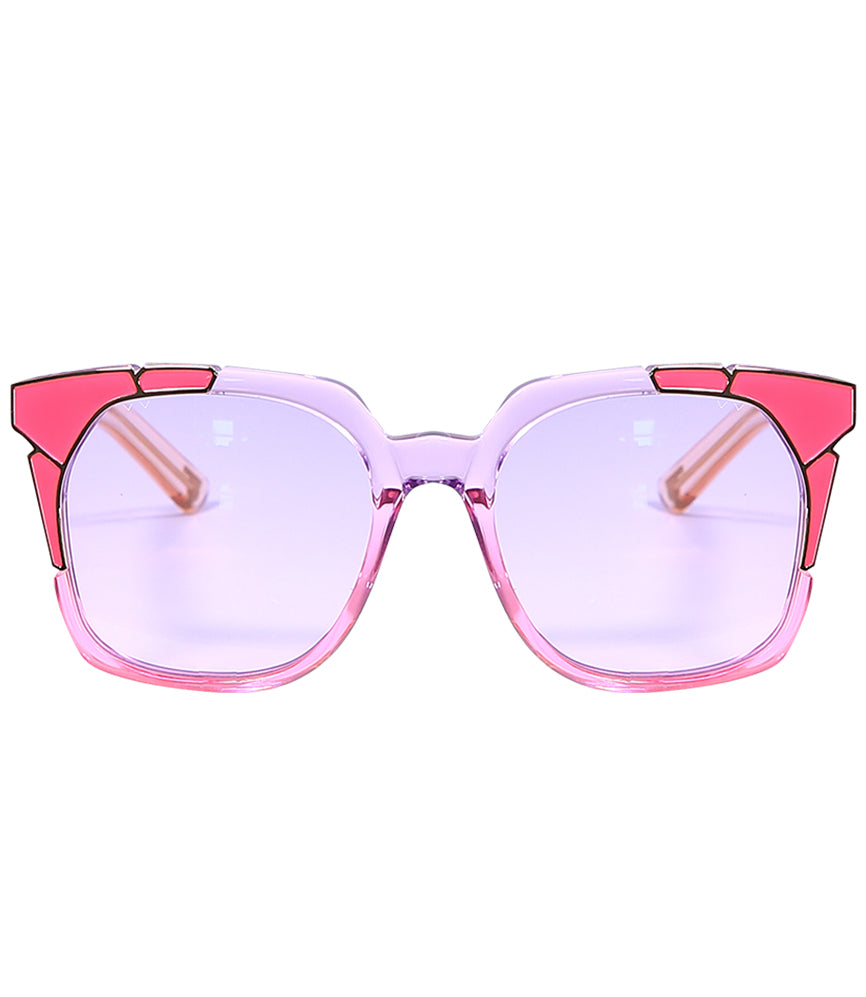 Pared Tutti & Fruitti Triangle Sunglasses