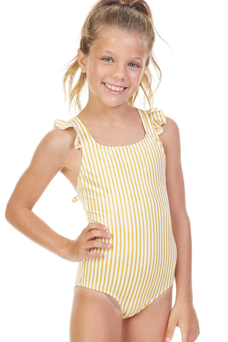 Kids Penny One Piece Saffron