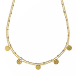 Phoebe Necklace Gold