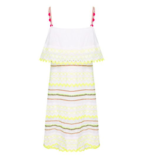 Pitusa Amore Dress White