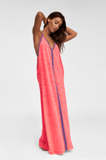 Inca Sundress Hot Pink