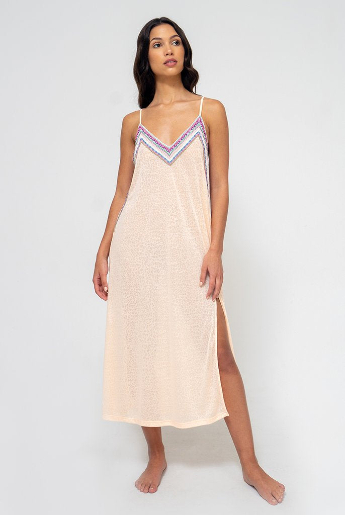 Slip Dress Melon