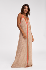 Inca Sundress Nude