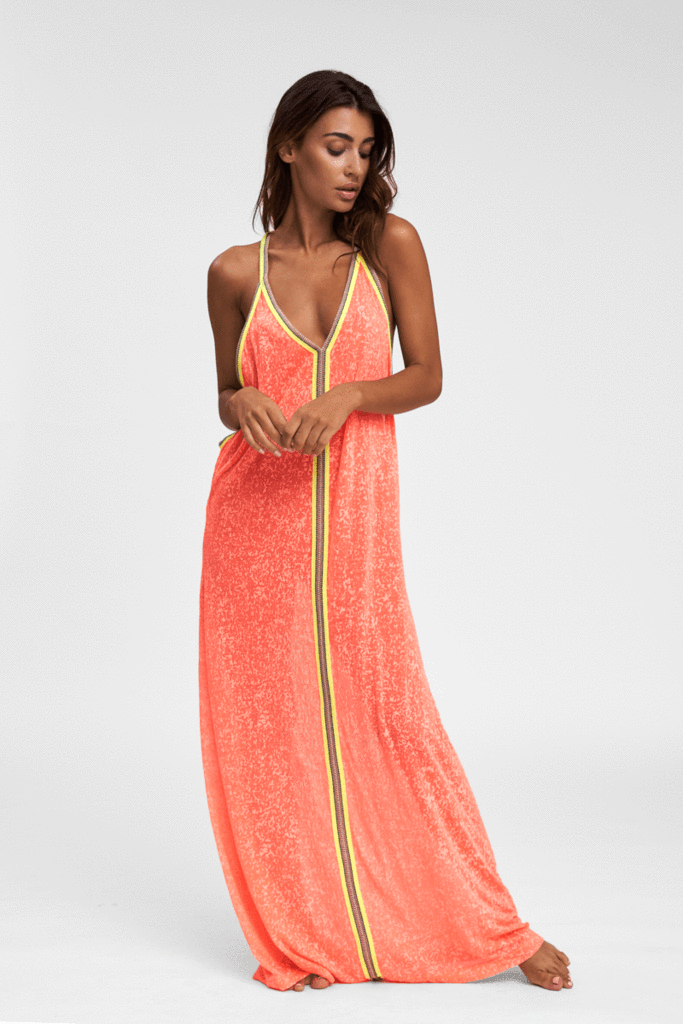 Inca Sundress Watermelon