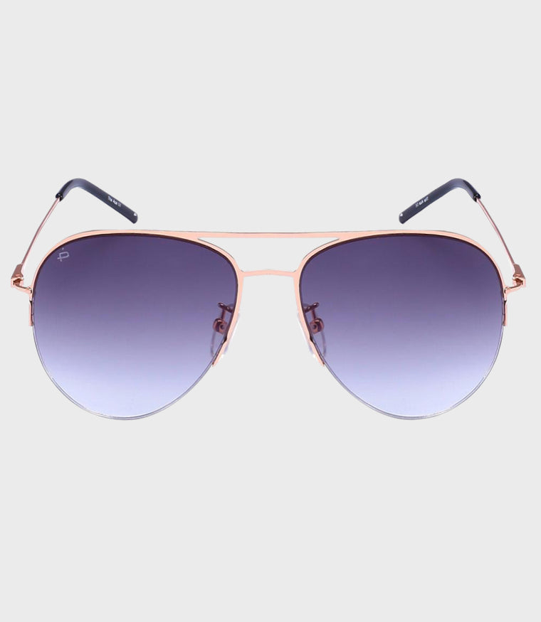 Unisex Sunglasses The Ace Gold/Grey