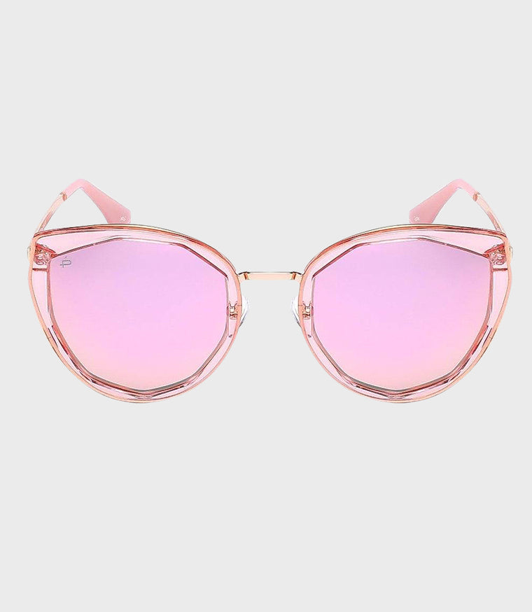 Womens Sunglasses The Artist Pink