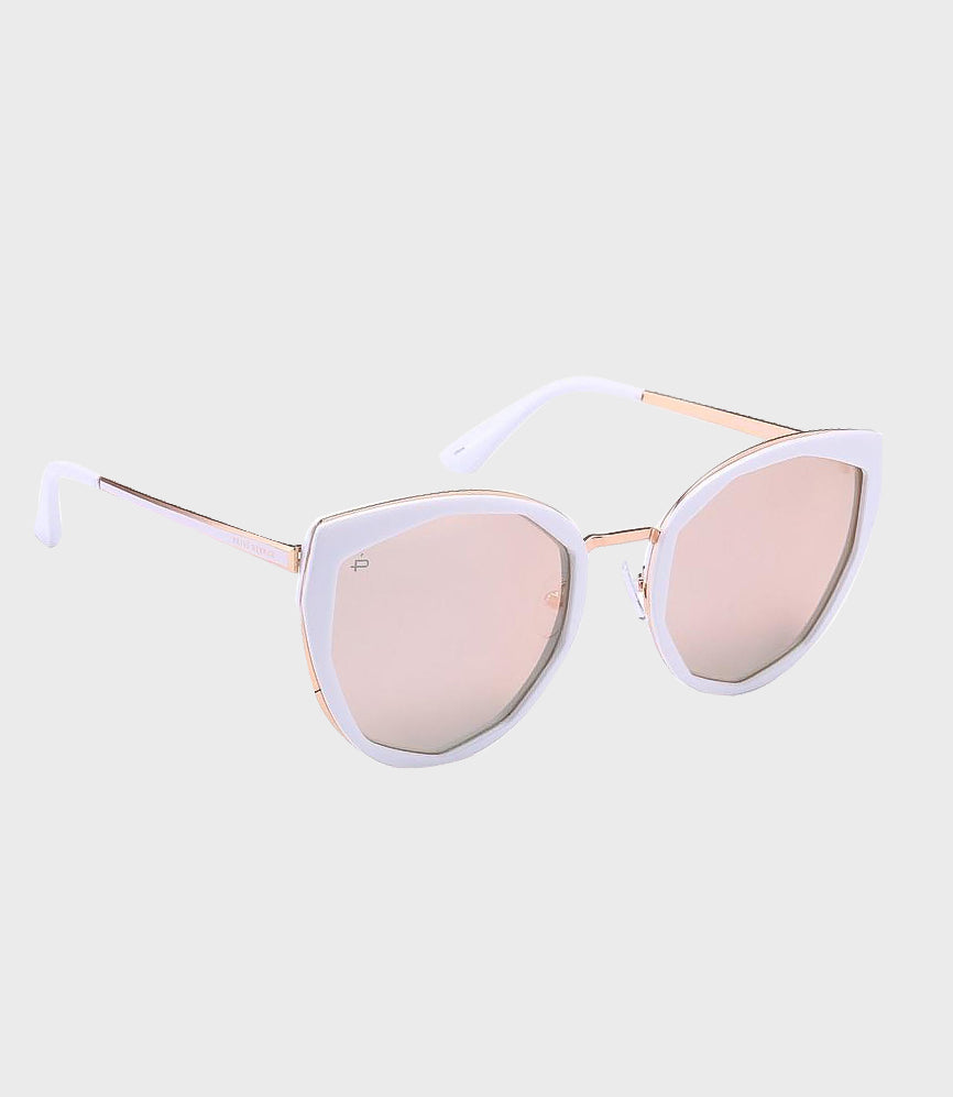 Womens Sunglasses The Artist White