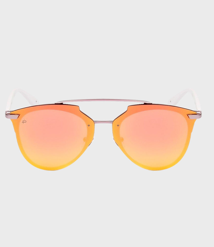 Unisex Sunglasses The Benz Pink