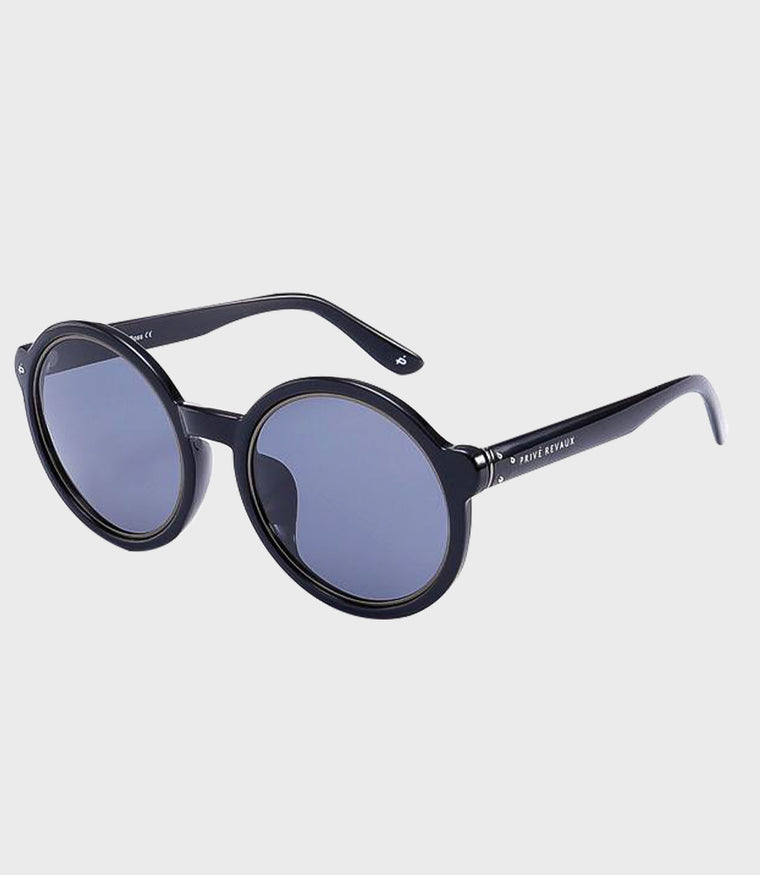 Womens Sunglasses The Boss Polarized Black