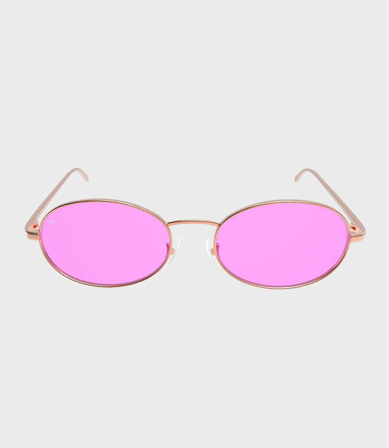 Womens Sunglasses The Candy Rose Gold/Pink