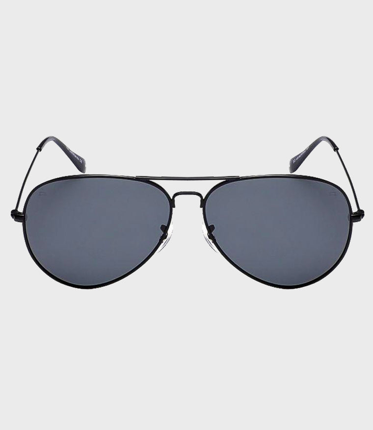 Unisex Sunglasses The Commando Black/Grey