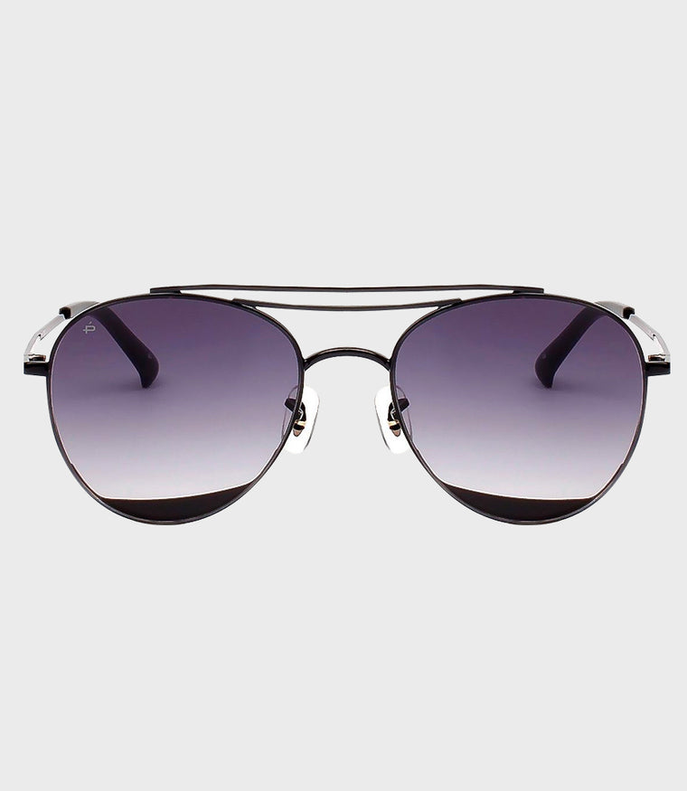 Unisex Sunglasses The DaveO Black/Grey