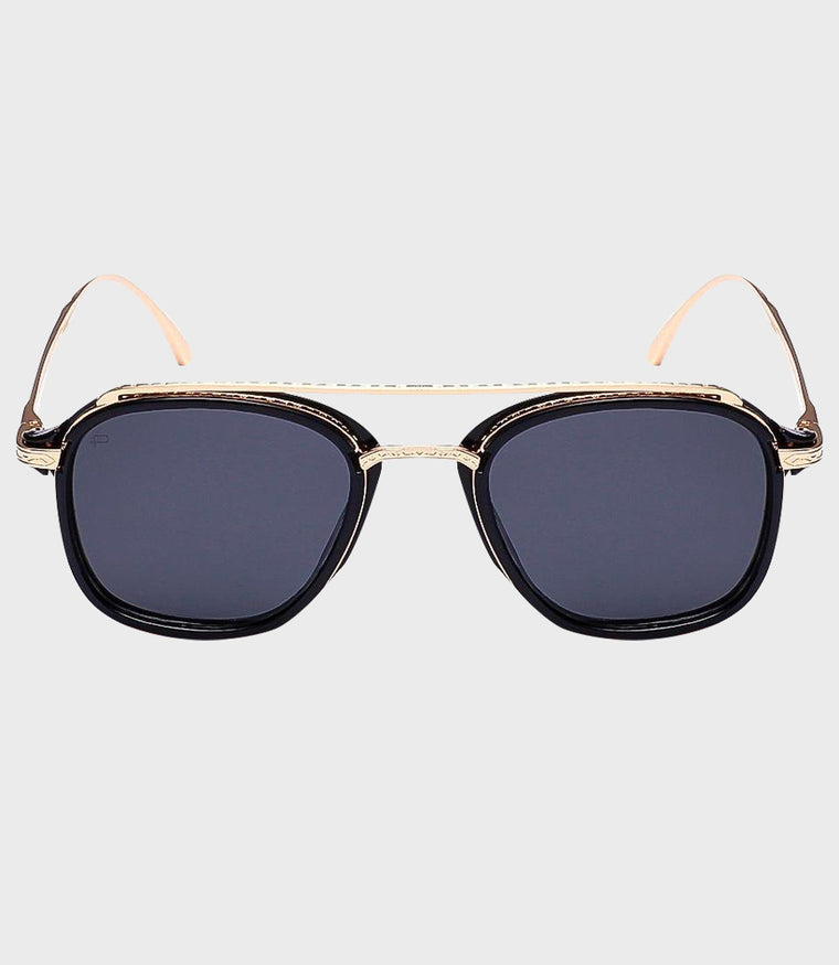 Unisex Sunglasses The Jetsetter Black/Grey