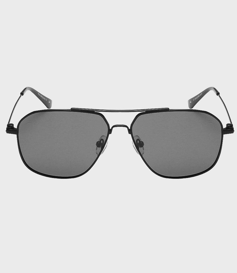 Unisex Sunglasses The Marquise Black