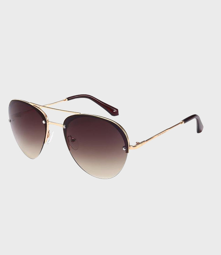 Unisex Sunglasses The Warrior Brown