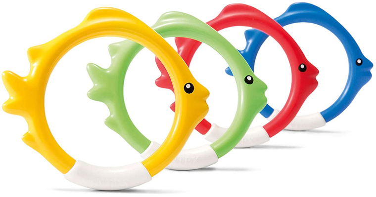 Under Water Fish Rings