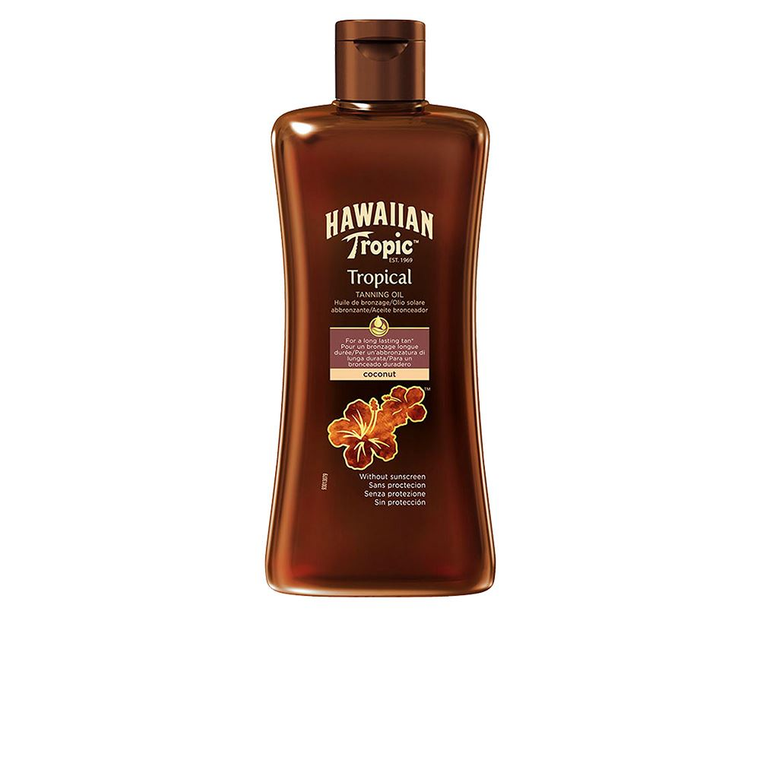 Tropical Tanning Oil Coconut 200ml