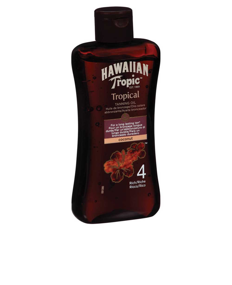Tanning Oil Coconut SPF4 200ml