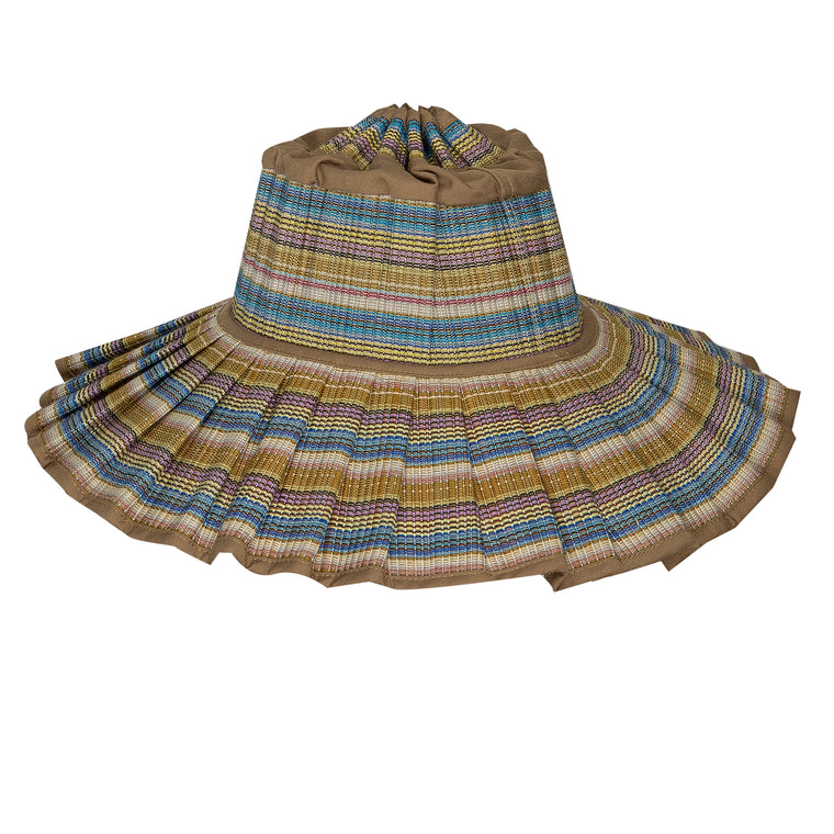 Brown Sugar Ladies Capri Hat