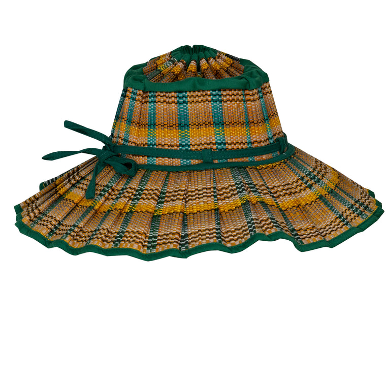 Zanzibar Child Capri Hat