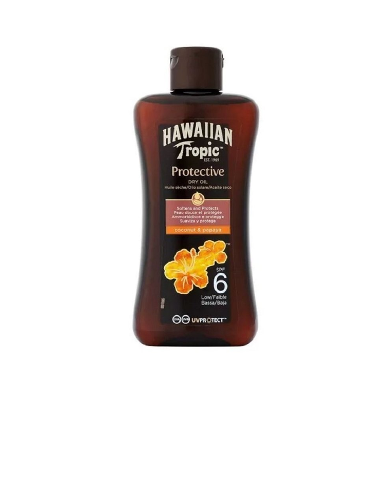 Tanning Dry Oil Protective Coconut & Papaya SPF6 200ml