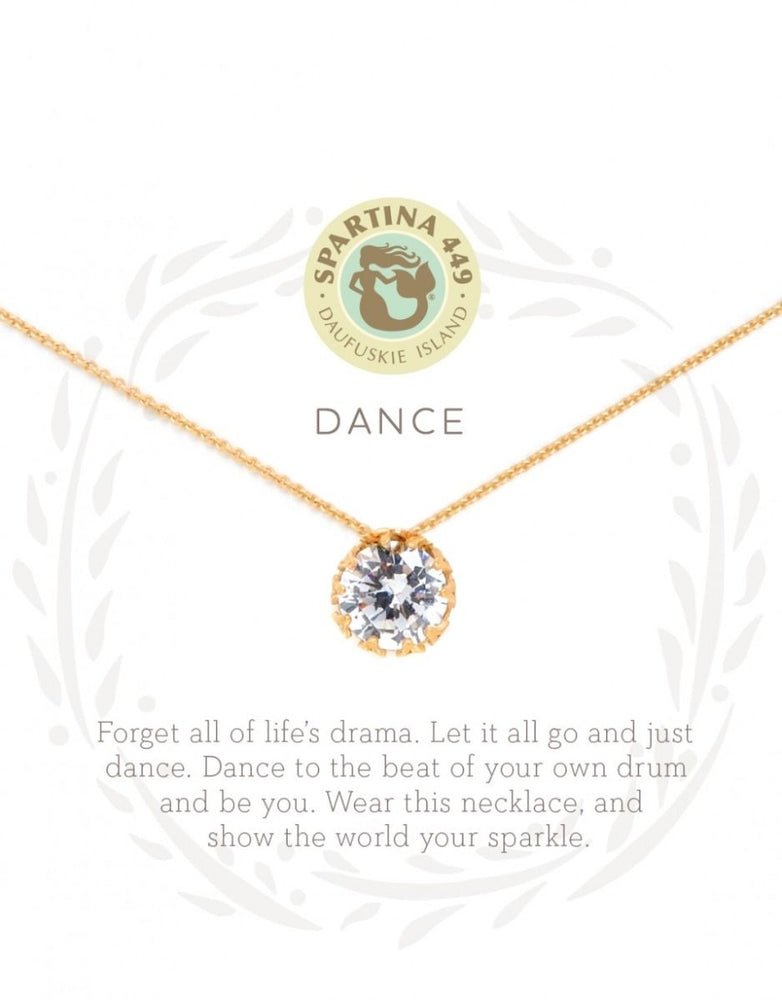 "Spartina Sea La Vie Necklace 18"" Dance/Gem"
